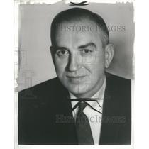 1965 Press Photo Daniel J. Haughton president Lockheed - RRS68697