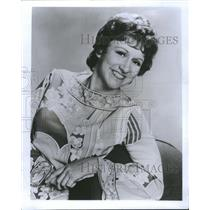 1972 Press Photo Jean Stapleton American Actress - RRS40673