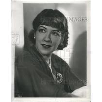 1932 Press Photo Aileen Pringle, actress - RRS61755
