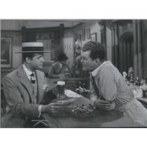 1949 Press Photo Mark Stevens Actor Akron Ohio - RRS12923