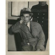1933 Press Photo Howard Stephens Fireman - RRS72417
