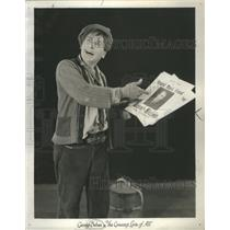 1924 Press Photo George Beban American Actor Writer - RRS30331