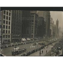 1931 Press Photo Michigan Ave - RRS19451