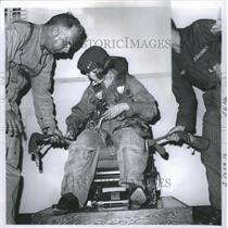 1966 Press Photo Aero Greek Flight Air Engine English - RRS31299