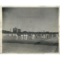 1931 Press Photo LAWN BOWLING - RRS88025