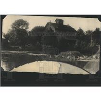 1925 Press Photo Girls Camp Millhurst Plano, Illinois - RRS81915