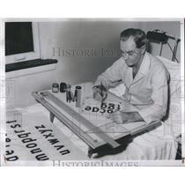1948 Press Photo Diseases Tuberculosis - RRS13479