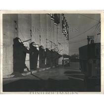 1938 Press Photo Storing Coal Silos - RRS17361