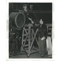 1936 Press Photo Prince Sigvard Bernadotte's New Job - RRS67601