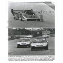 1934 Press Photo Mazda Motorsport RX-792P Racer Sport - RRS71353