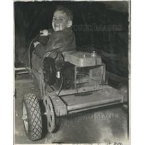 1939 Press Photo BUZZY TUPMAN CHAMPION BOYS TRACK - RRS50905