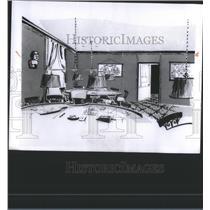 1967 Press Photo Junior Crockford Casino - RRS83861