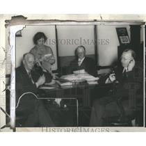 1930 Press Photo Unemployment Labour Organization Work - RRS25233