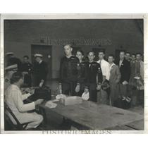 1943 Press Photo Gendarmerie Alternative Department - RRS87925