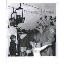 1966 Press Photo Manatee County Fair Women Chidren - RRS44077