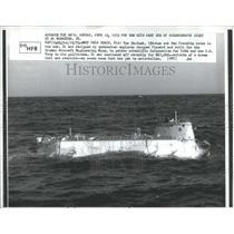 1972 Press Photo undersea voyage in the Gulf Stream - RRS28481