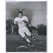 1960 Press Photo Ron Forbes Royal Oak Dondero High Scho - RRS46097