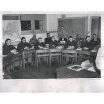 1958 Press Photo Juan Carlos Spain West Point - RRS77921