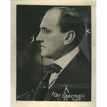1922 Press Photo George Beban American Actor Director - RRS30333