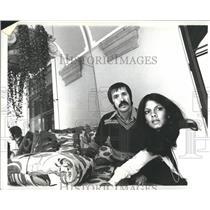 1978 Press Photo Salvatore Phillip Sonny Bono Susie - RRS08169