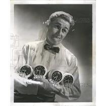 1940 Press Photo Alan Young English Canadian Actor - RRS69747