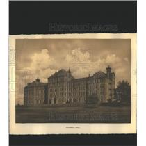 1924 Press Photo Catholic U of America Wast D e Caldwel - RRS18675