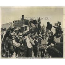 1938 Press Photo Dorthy BoyleLeyden Community High Park - RRS19509