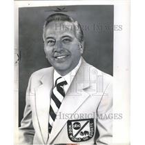 1947 Press Photo Bill Flemming American Television - RRS30913