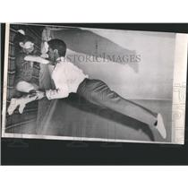 1965 Acrobatic Press Photo - RRS21525
