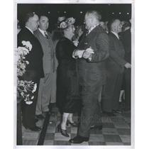 1948 Press Photo Eugene I Van Antwerp Detroit Mayor - RRS50981