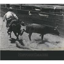 1938 Press Photo Charros traditional horseman - RRS78405