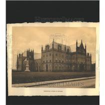 1924 Press Photo Dominican House Studies Building - RRS18671