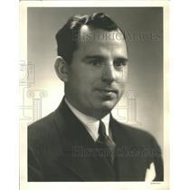 1939 Press Photo Norman L. White