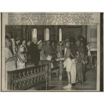 1969 Press Photo St Louis Mass Civil Rights Sitin - RRS21513