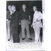 1963 Press Photo Segregation in Montgomery, Ala. - RRS67393