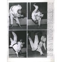 1963 Press Photo Women Chance Sports Thomas Beasley - RRS42139