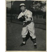 1935 Press Photo Joe Mihalic