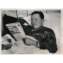 1939 Press Photo NY Yankee pitcher, Spurgeon Chandler