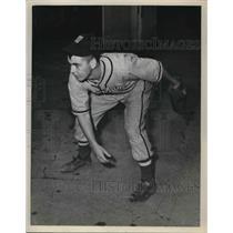 1948 Press Photo Warren Jet Weidrich - nes01299