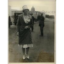 1927 Press Photo Phyllis Thompson of New York Society in Southampton