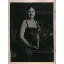 1921 Press Photo Banker Joel Wolfe Thorne Divorces Mary Casey Thorne, New York