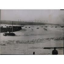 1936 Press Photo Sweden Winter Grand Prix, Ramen, Dalecarlis, Andera Ohlsson