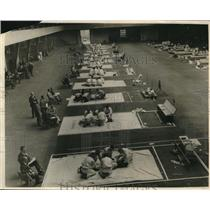 1927 Press Photo First Aid Contest at Pacific Coast Safety Conference