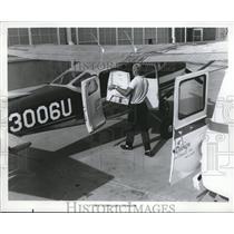1965 Press Photo Cessna Super Skywagon