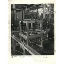 1927 Press Photo Side View of 6 Meter Self Excited Oscillator Using ZT-6 Tube