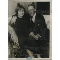 1925 Press Photo Catherine Sherman Bride at 14