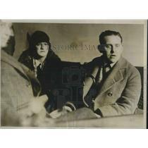 1926 Press Photo Mrs Anthony Rafti Eloped with Abraham Ubrow