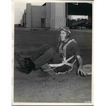 1940 Press Photo Randolph Field, Tx airmen in training - nem02699