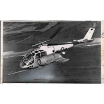 1964 Press Photo XH-51A helicopter for the US Army - nem02368