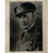 1929 Press Photo Lt.Erik Nelson, Successful Circumnavigation of Arount the World